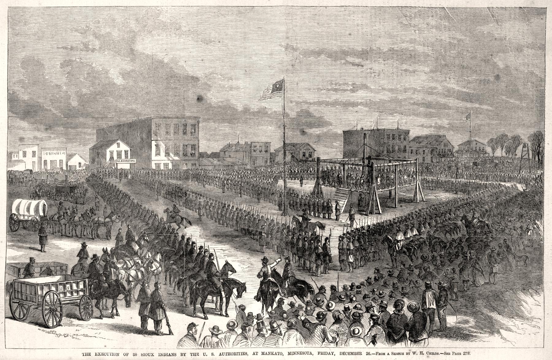media room the u s dakota war of 1862