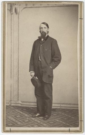 Charles E. Flandreau, December, 1862