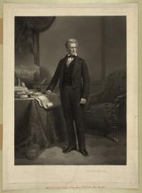 Andrew Jackson, about 1860.  Courtesy of the Library of Congress.