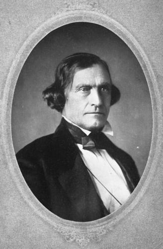 Joseph R. Brown, about 1858