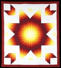 Dakota Star Quilt