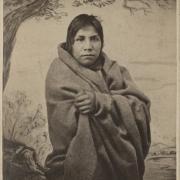 Taoyateduta's (Little Crow) son, Wowinape.